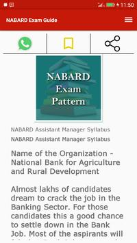 Exam Guide for NABARD screenshot 2