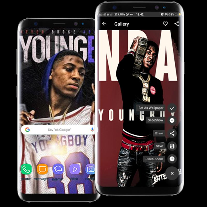 Wallpaper Of Nba Youngboy