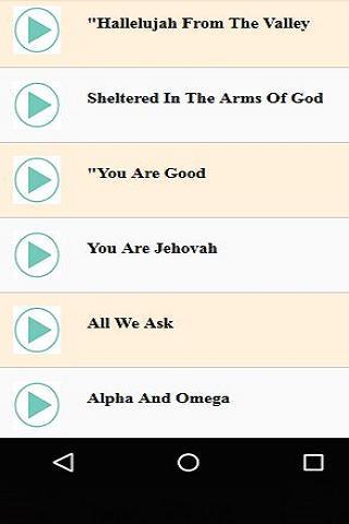 Apostolic Pentecostal Praise & Worship Songs for Android