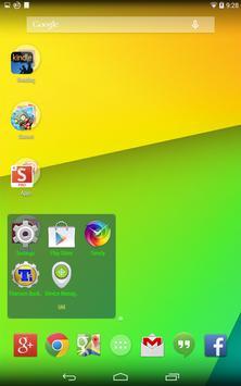 Retribution Launcher apk screenshot