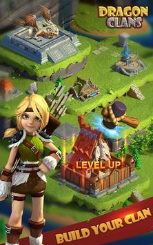 Dragon Clans captura de pantalla de la apk