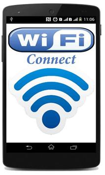Wifi Connect poster