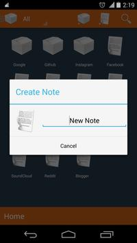 NBox - Box Your Notes screenshot 2
