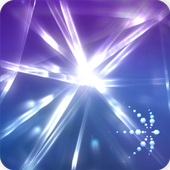 plexus-A vibrant 3D wallpaper icon