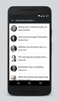 Quotes screenshot 6