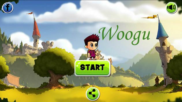 Woogu - the adventure begins apk screenshot