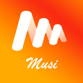 Musi Simple Music Streaming आइकन