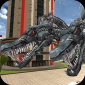 Dragon Robot 2 v2.5 (Mod Apk)