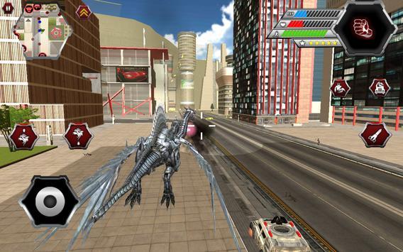Dragon Robot 2 apk screenshot