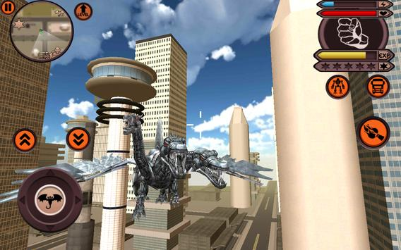 Dragon Robot apk screenshot