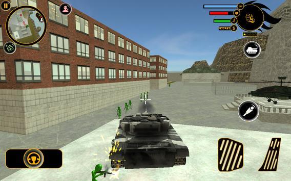 Real Stickman Crime screenshot 4
