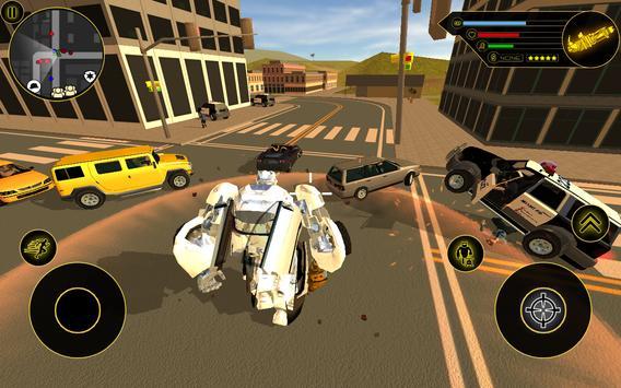 Robot car descarga apk gratis accin juego para android apkpure robot car captura de pantalla de la apk malvernweather Choice Image