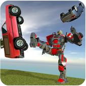 Robot Firetruck v1.3 (Modded)