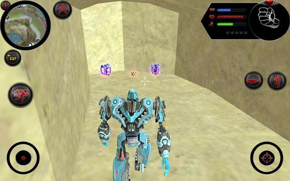 Robot Shark screenshot 5