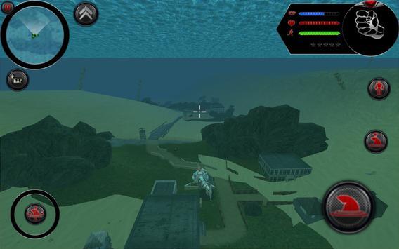 Robot Shark screenshot 2