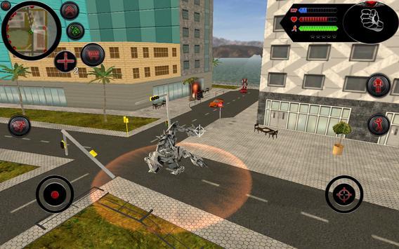 Robot Shark screenshot 3