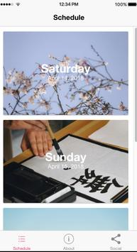 Northern California Cherry Blossom Festival poster