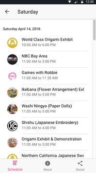 Northern California Cherry Blossom Festival screenshot 1