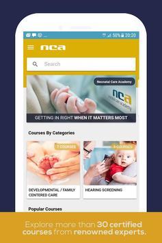 NCA poster