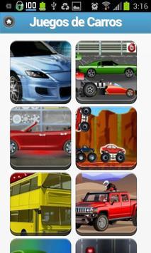 Juegos de Carros poster
