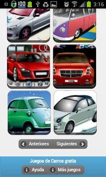Juegos de Carros apk screenshot
