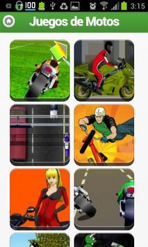 Juegos de Motos poster
