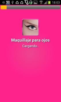 Maquillaje para Ojos screenshot 4