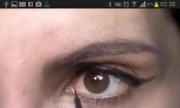 Maquillaje para Ojos screenshot 5