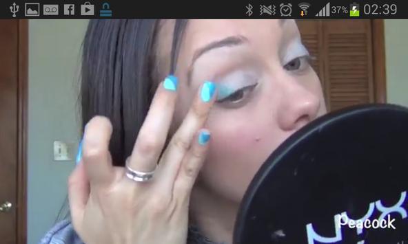 Maquillaje para Ojos screenshot 6