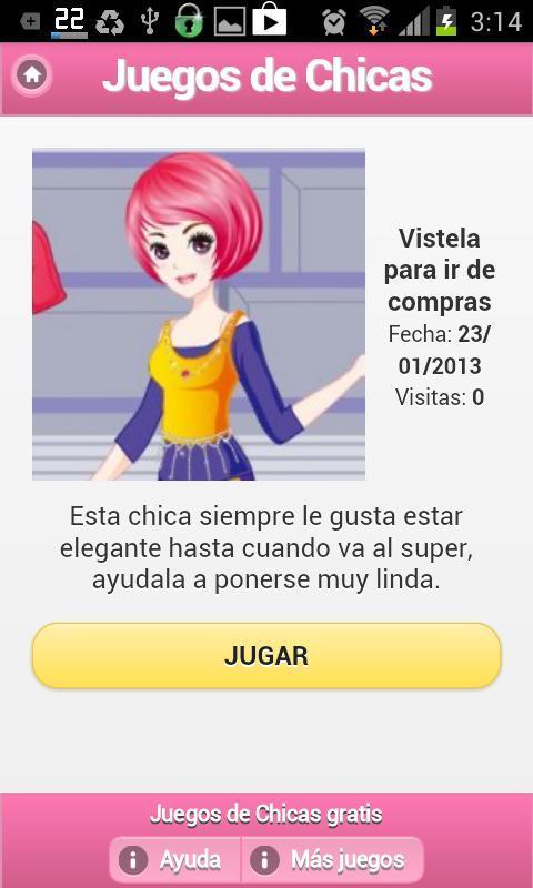 Juegos de Chicas for Android - APK Download