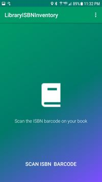 My Book Scanner poster