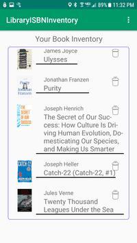 My Book Scanner apk screenshot