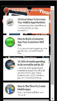 Mobile App Builder for Android screenshot 3