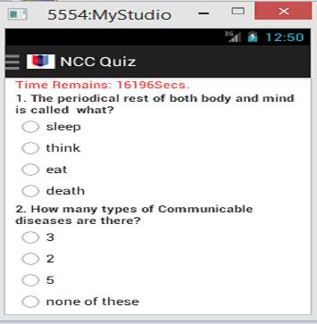 NCC EXAMS QUIZ for Android - APK Download