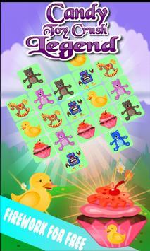 Candy Toy Crush Legend screenshot 2