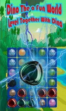Candy Dino Pop Legend poster