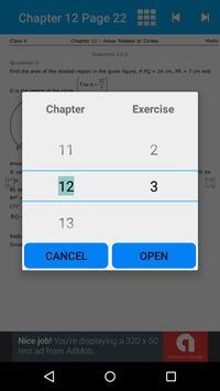 Maths XI Solutions for NCERT apk screenshot