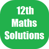 Maths 12th Solutions for NCERT icon