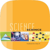 10th Science NCERT Textbook icon