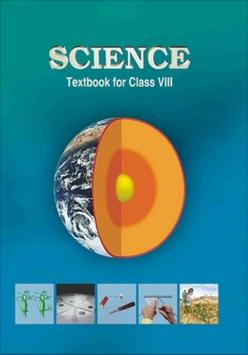 8th Science NCERT Solution poster