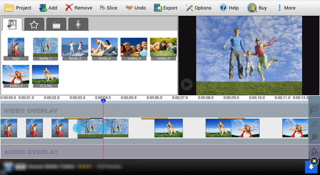 download videopad video editor apk