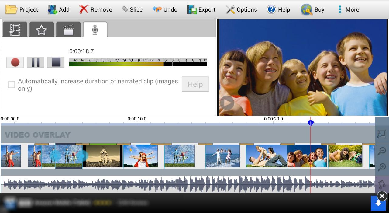VideoPad Video Editor Free for Android - APK Download