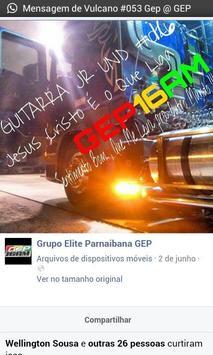 Radio Web GEP poster