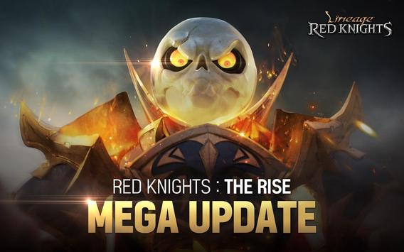 Lineage Red Knights poster