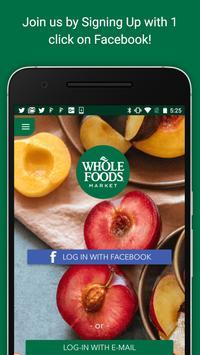 Whole Foods screenshot 1
