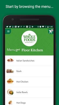 Whole Foods screenshot 2