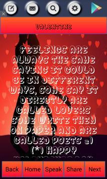 Valentine Love Week apk screenshot