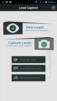Lead Capture apk screenshot