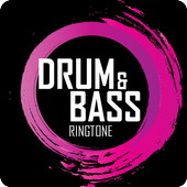 Drum and Bass Ringtone Notification icon