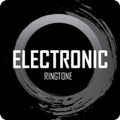 Electronic Music Ringtone Notification icon